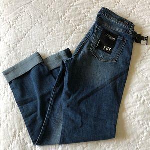 KUT Boyfriend dark Blue Jeans
